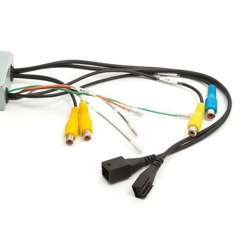 Автомобильный видеоинтерфейс для Lexus 2010∼ (с функцией разблокировки видео в движении) Превью 4