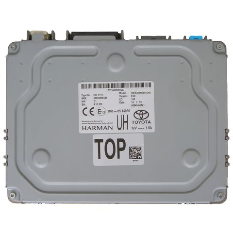 OEM Navigation for Toyota Camry of 2018- YM Preview 2