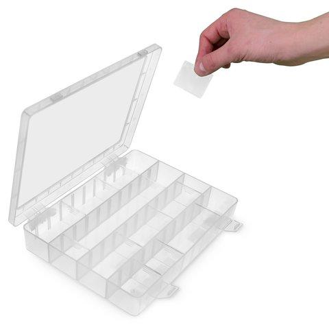 Кассетница для компонентов Pro'sKit 203-132H (252x182x40.5 мм)