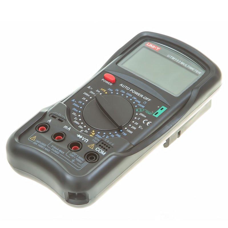 Цифровой мультиметр UNI-T UT53 Изображение 2