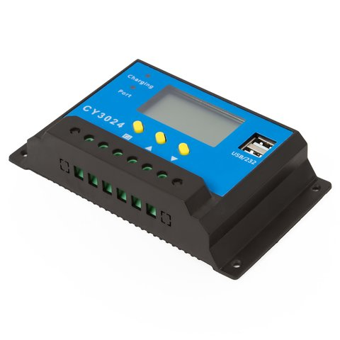 Контролер заряджання фотомодуля PVI-PWM-30A (30 A) Прев'ю 3