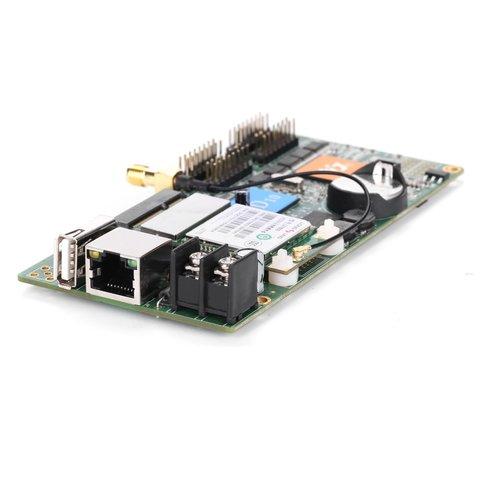 Комплект для збирання LED-дисплея для реклами (RGB, 640 × 320 мм, контролер, блок живлення) Прев'ю 2