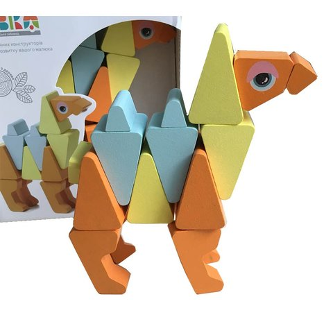 CUBIKA Acrobat camel LA-3 - /*Photo|product*/