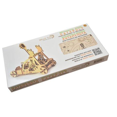 Mechanical 3D Puzzle Wood Trick Catapult Preview 4