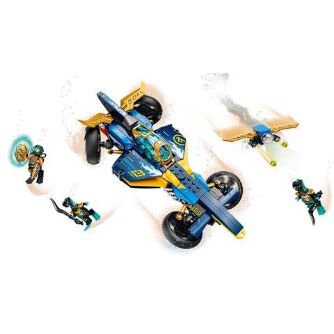 Конструктор LEGO NINJAGO Спидер-амфибия ниндзя 71752 Превью 5