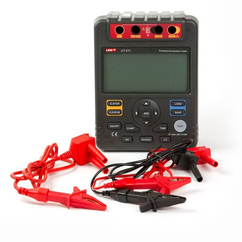 Insulation Tester UNI-T UT511 Preview 1